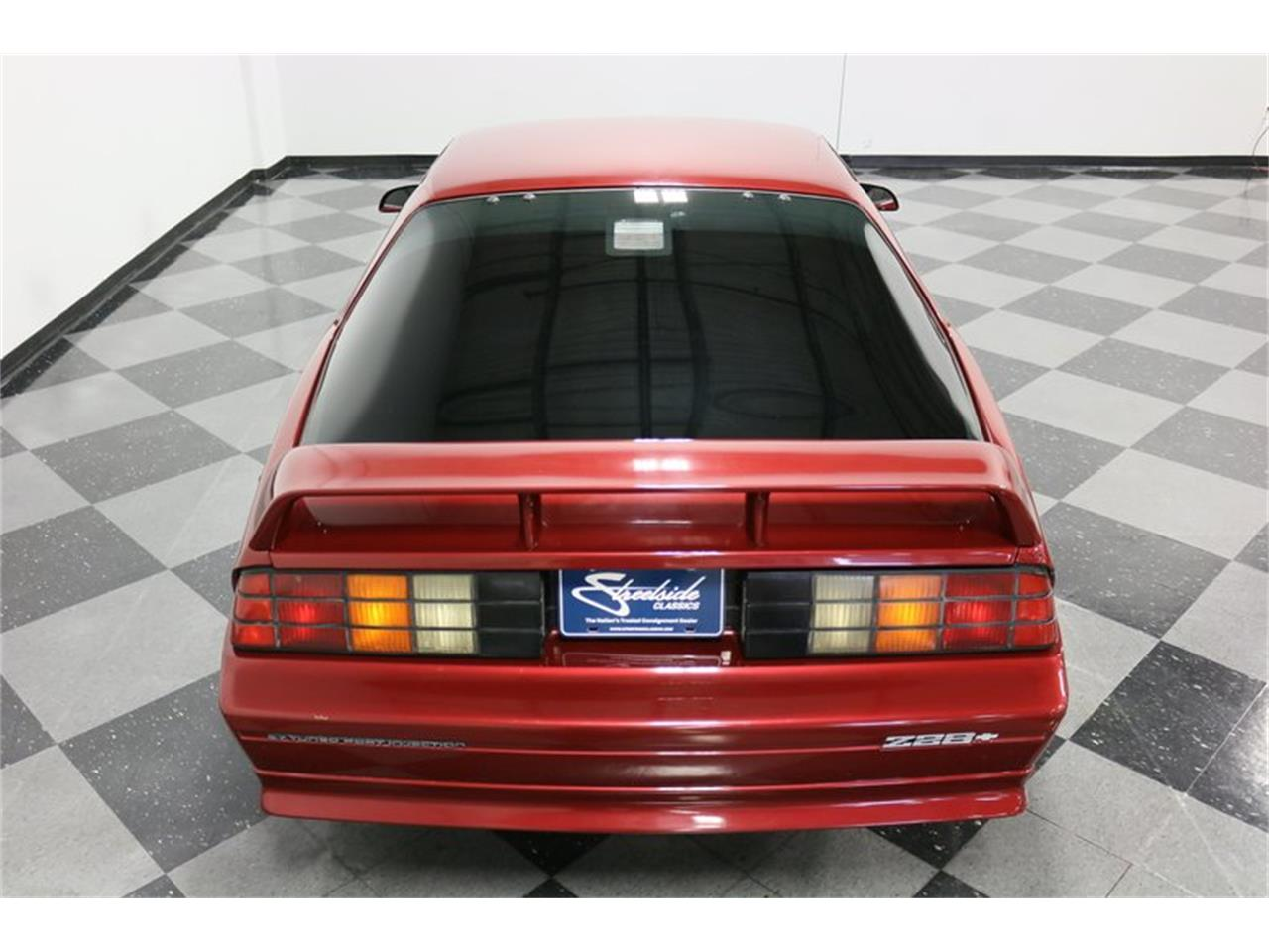 Large Picture of '91 Chevrolet Camaro - PBLJ