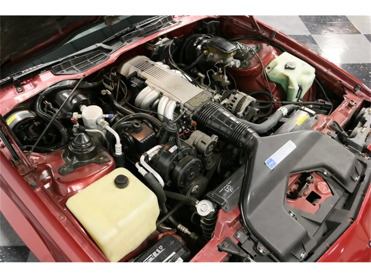 Large Picture of '91 Chevrolet Camaro located in Ft Worth Texas - $11,995.00 - PBLJ