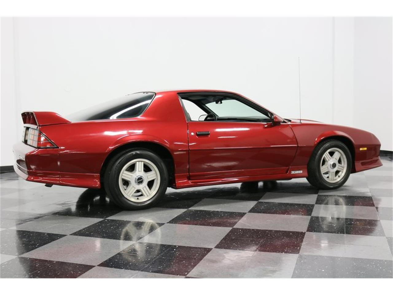 Large Picture of 1991 Chevrolet Camaro Offered by Streetside Classics - Dallas / Fort Worth - PBLJ