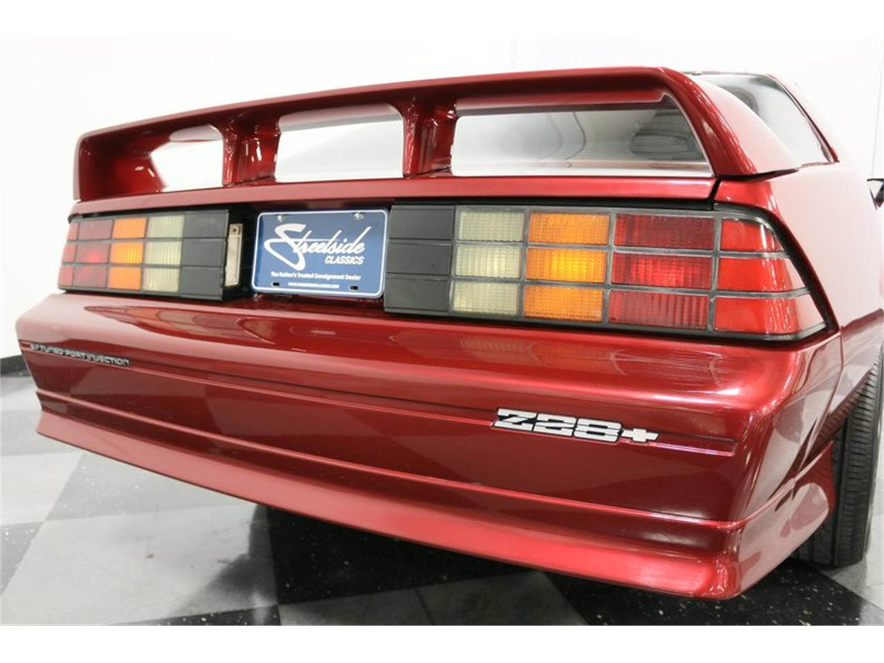 Large Picture of 1991 Camaro located in Ft Worth Texas Offered by Streetside Classics - Dallas / Fort Worth - PBLJ