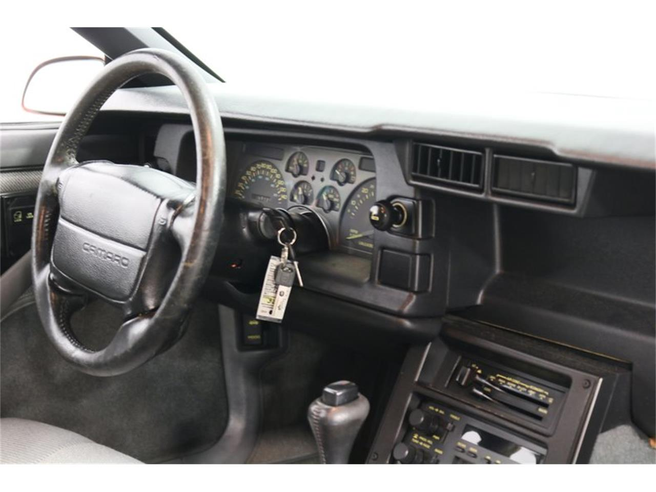 Large Picture of 1991 Chevrolet Camaro located in Ft Worth Texas - PBLJ