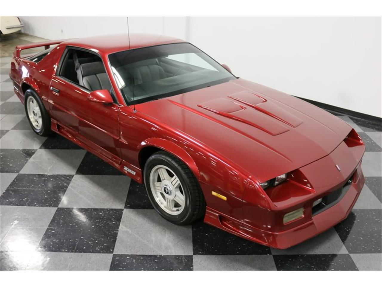 Large Picture of 1991 Camaro located in Texas Offered by Streetside Classics - Dallas / Fort Worth - PBLJ