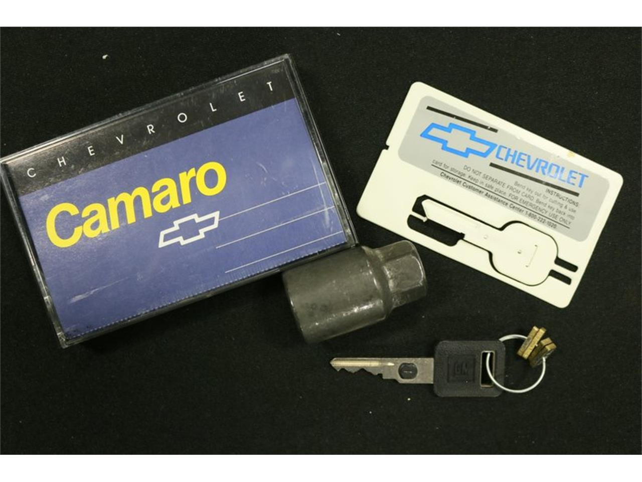 Large Picture of '91 Camaro located in Texas - $11,995.00 - PBLJ
