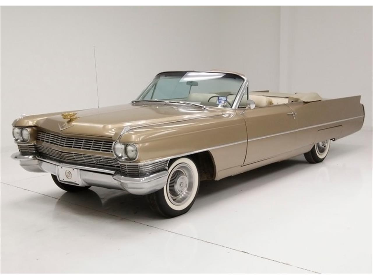 Large Picture Of 64 DeVille