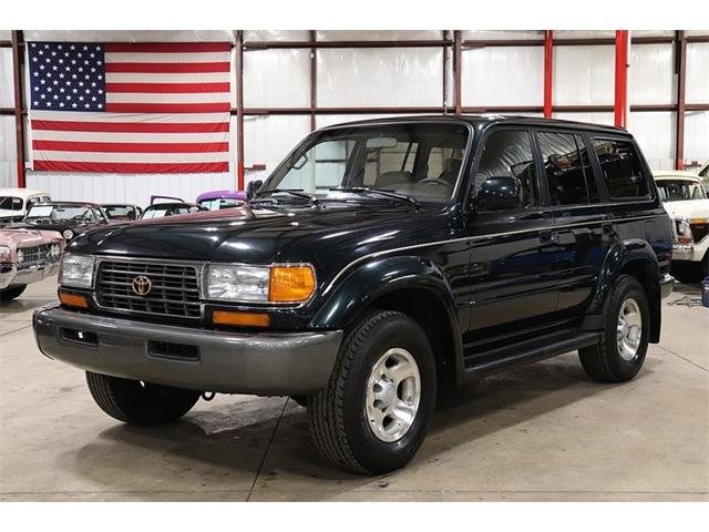 Picture of '96 Land Cruiser FJ - PBLS