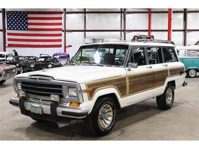 Picture of 1987 Jeep Grand Wagoneer - $17,900.00 Offered by  - PBLW
