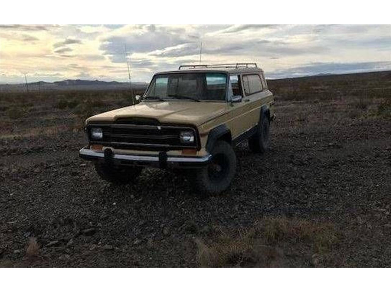 Large Picture of '80 Cherokee - PBMI