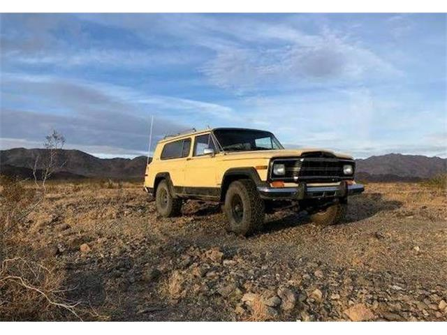 Picture of '80 Cherokee - PBMI