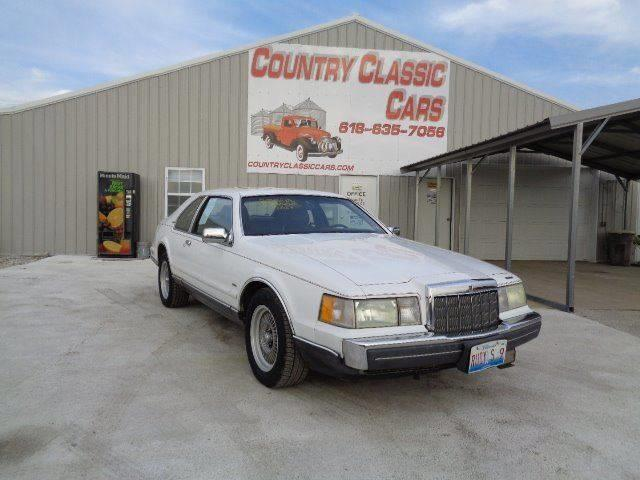 Picture of '88 Mark VII - PBN6