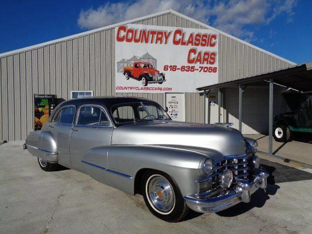 Picture of '47 Fleetwood - PBN8