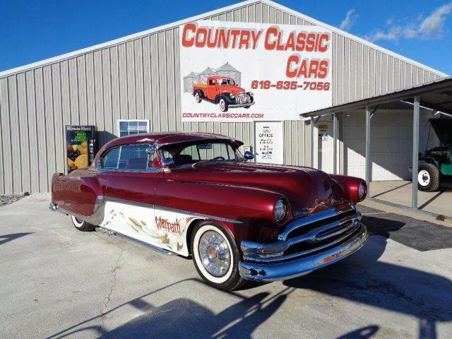 Picture of Classic 1954 Pontiac Star Chief located in Staunton Illinois - $18,950.00 Offered by  - PBN9