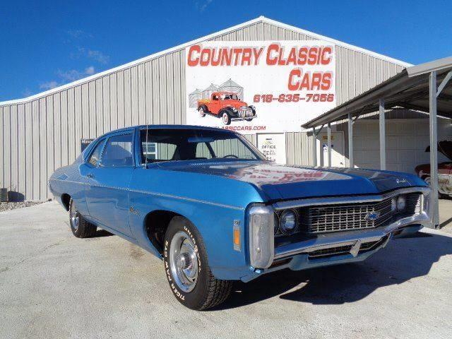 Picture of '69 Bel Air located in Staunton Illinois Offered by  - PBNA