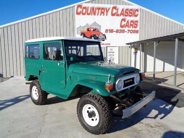 Picture of '78 FJ Cruiser - PBND