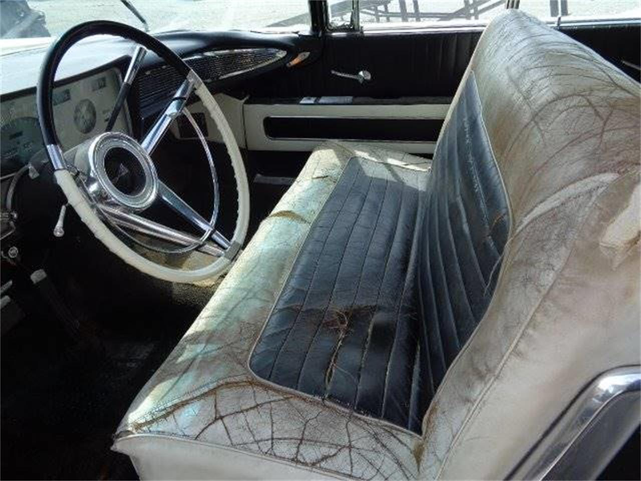 Large Picture of Classic 1958 Lincoln Premiere - $12,750.00 Offered by Country Classic Cars - PBNG