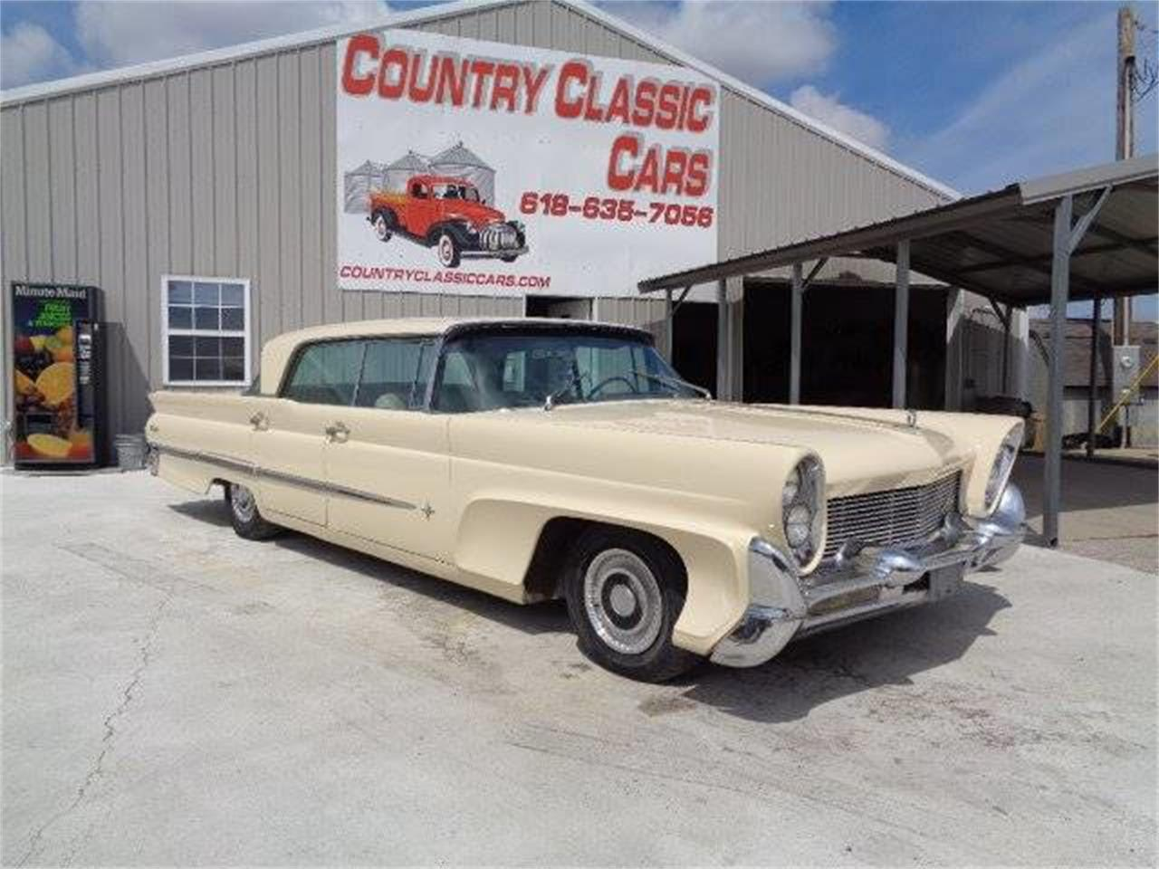 Large Picture of 1958 Premiere located in Illinois - $12,750.00 Offered by Country Classic Cars - PBNG