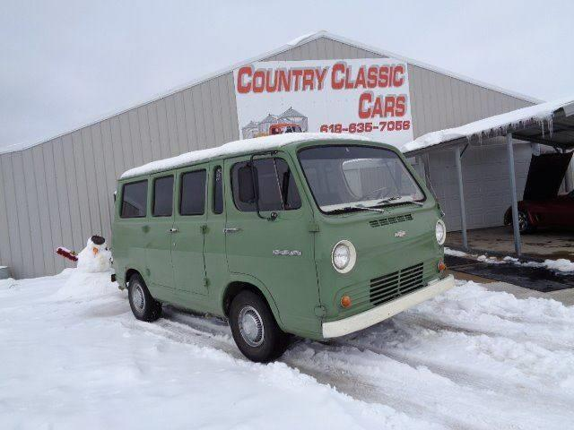 Picture of '66 Chevrolet G-Series located in Staunton Illinois - $5,850.00 - PBNI