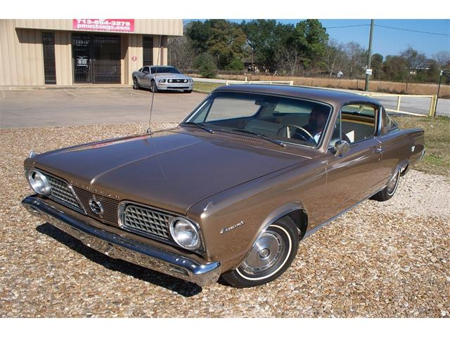 Picture of '66 Barracuda - PALZ