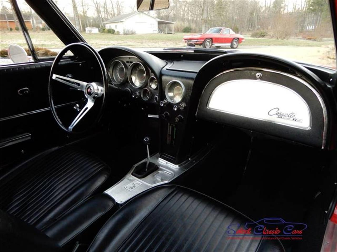 Large Picture of Classic '63 Chevrolet Corvette - $110,000.00 Offered by Select Classic Cars - PBO0