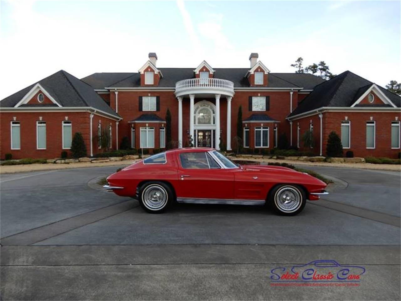 Large Picture of Classic '63 Chevrolet Corvette located in Georgia - $110,000.00 Offered by Select Classic Cars - PBO0