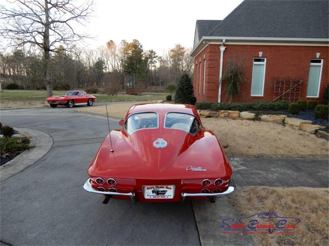 Large Picture of Classic 1963 Corvette Offered by Select Classic Cars - PBO0