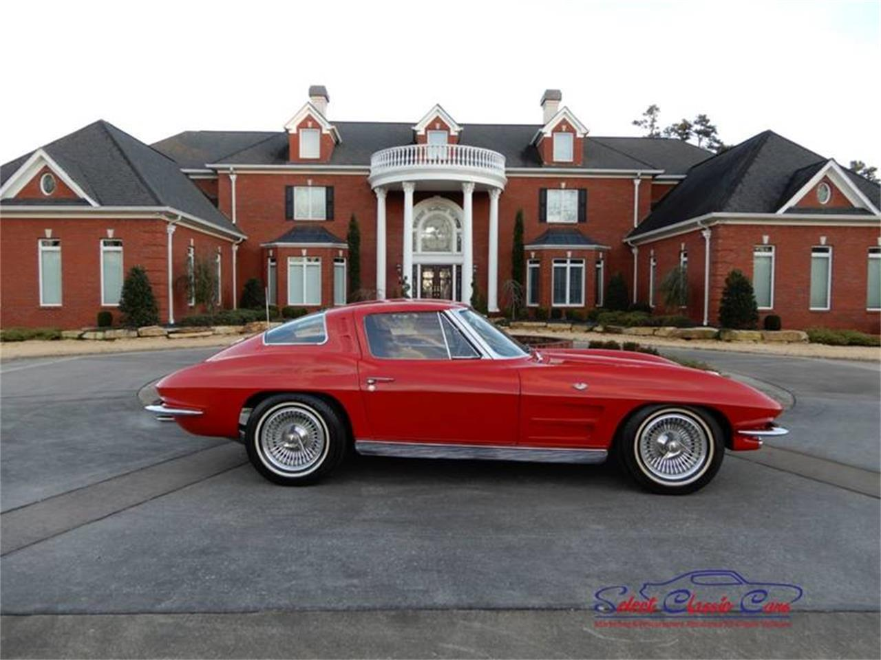 Large Picture of '63 Chevrolet Corvette - $110,000.00 Offered by Select Classic Cars - PBO0
