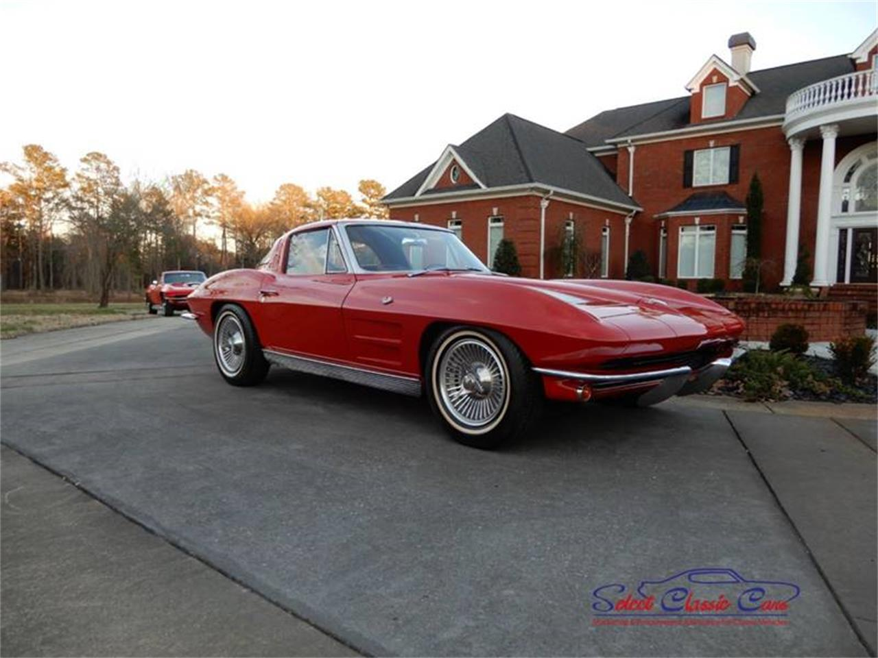 Large Picture of '63 Chevrolet Corvette located in Hiram Georgia - $110,000.00 Offered by Select Classic Cars - PBO0
