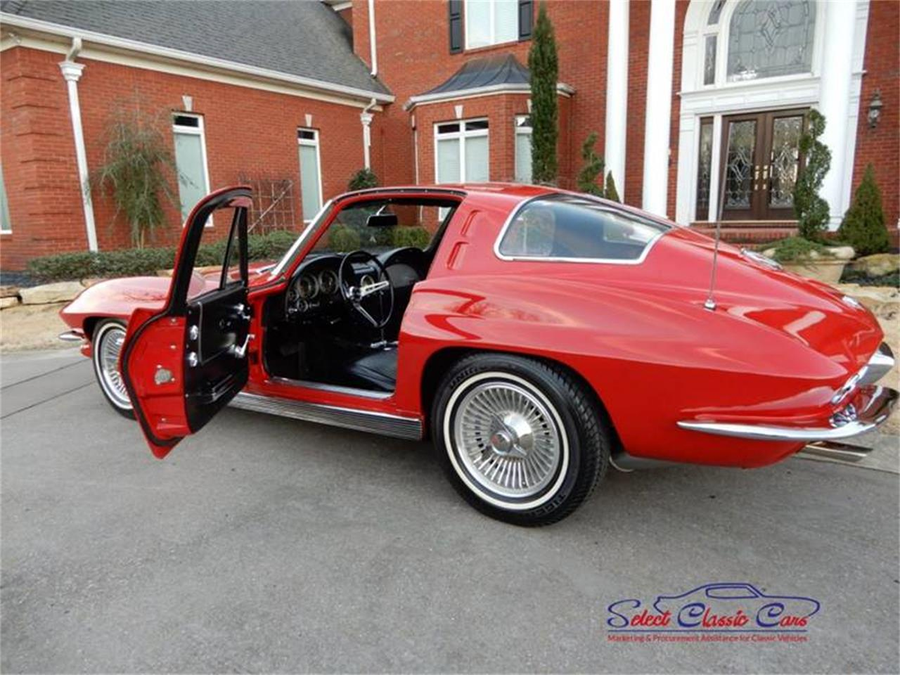 Large Picture of '63 Chevrolet Corvette Offered by Select Classic Cars - PBO0