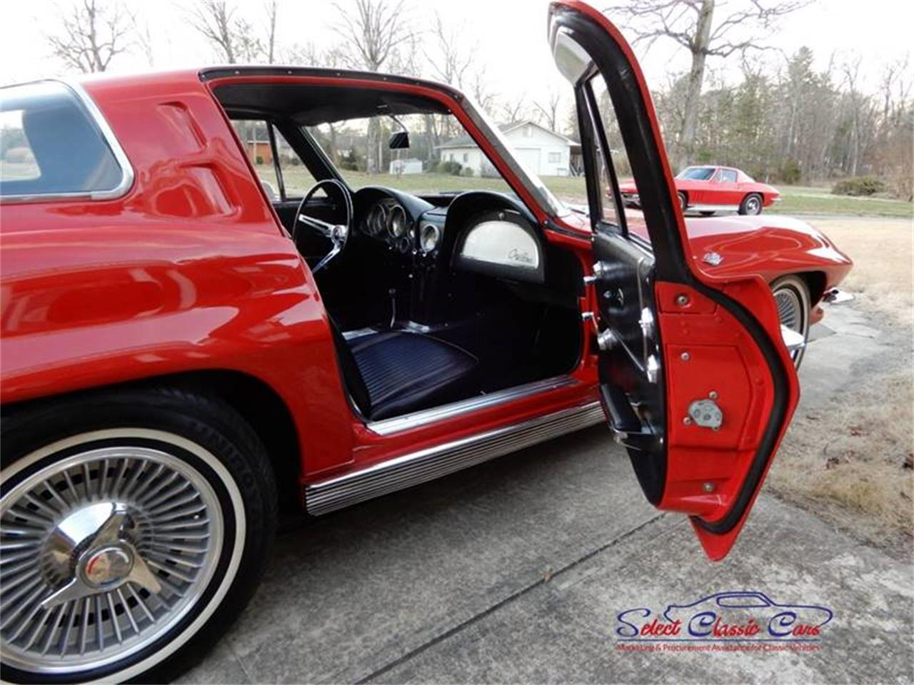 Large Picture of Classic 1963 Corvette located in Georgia Offered by Select Classic Cars - PBO0
