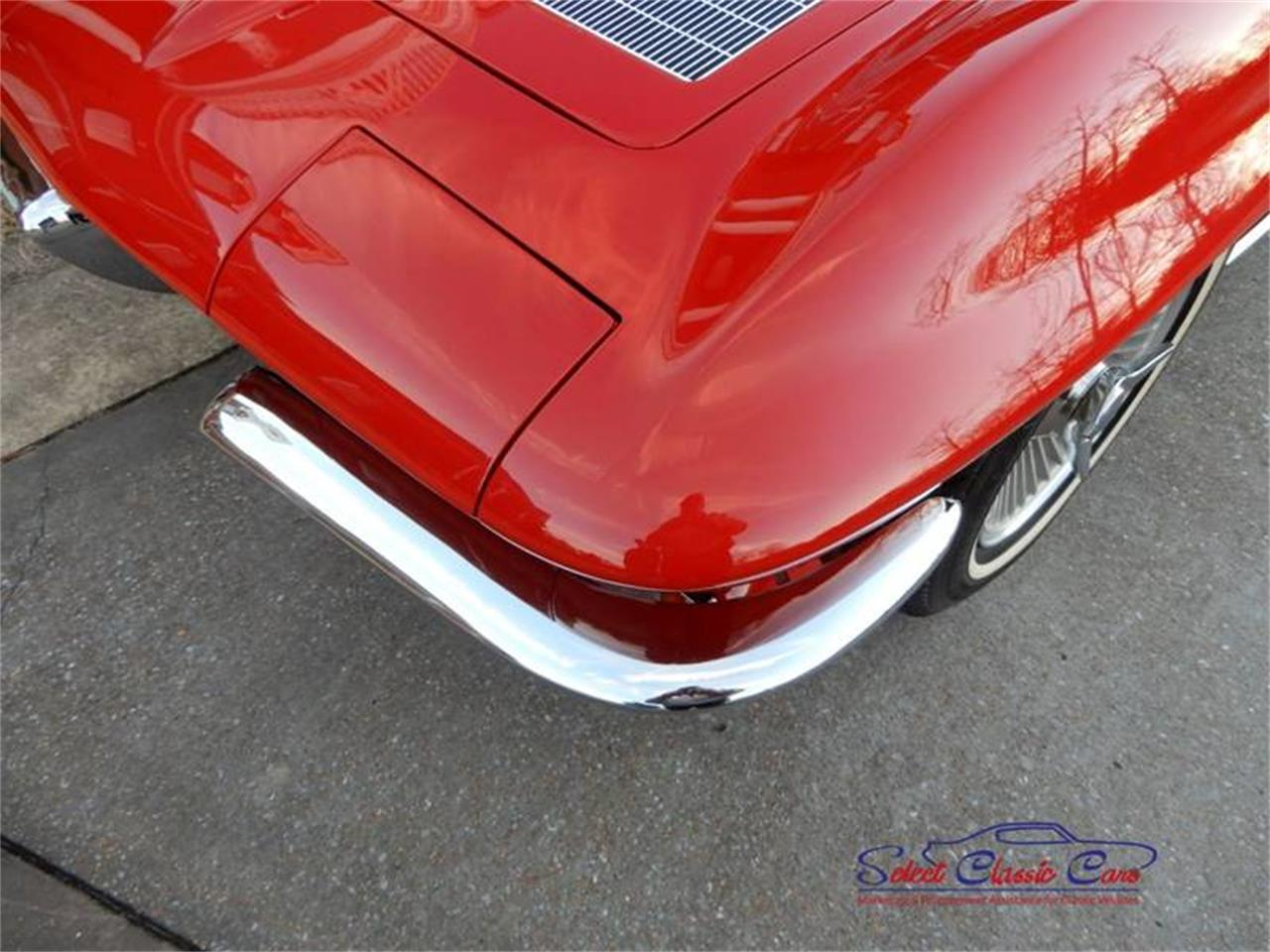 Large Picture of Classic '63 Chevrolet Corvette - $110,000.00 - PBO0