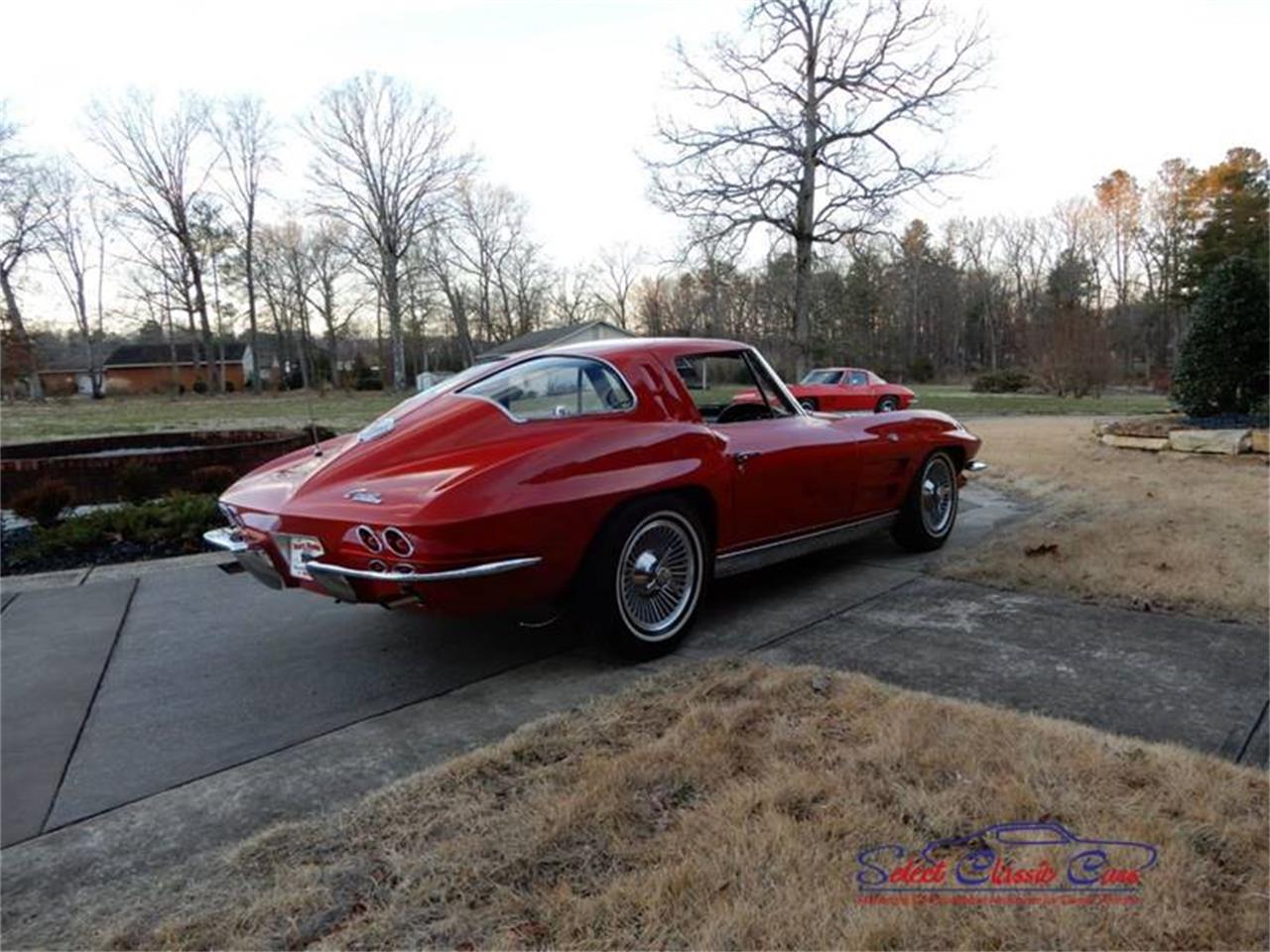 Large Picture of Classic '63 Chevrolet Corvette located in Hiram Georgia - $110,000.00 Offered by Select Classic Cars - PBO0