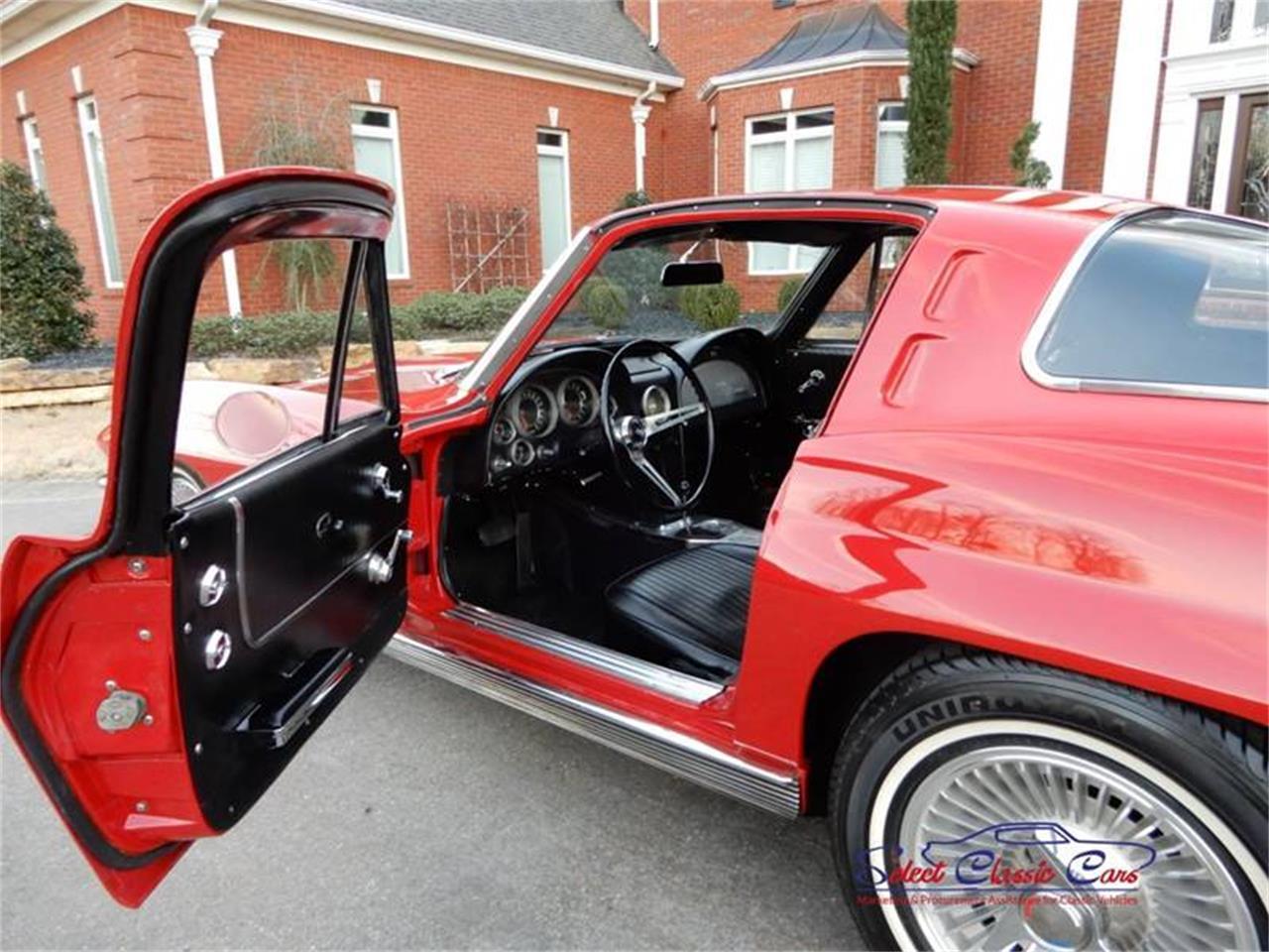 Large Picture of Classic '63 Chevrolet Corvette located in Georgia - $110,000.00 - PBO0