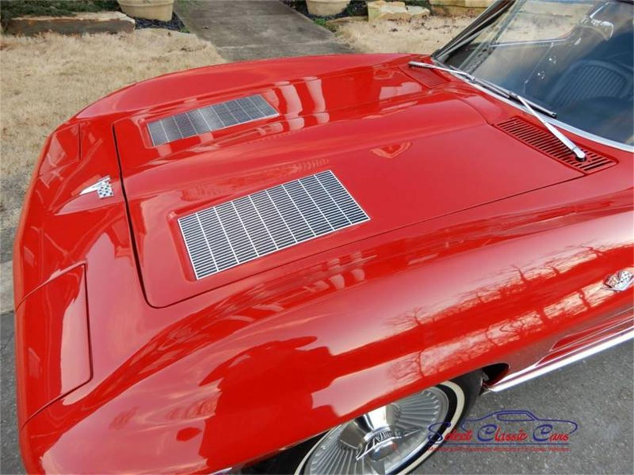 Large Picture of Classic 1963 Chevrolet Corvette - PBO0