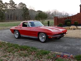 Picture of '63 Corvette located in Georgia Offered by Select Classic Cars - PBO0
