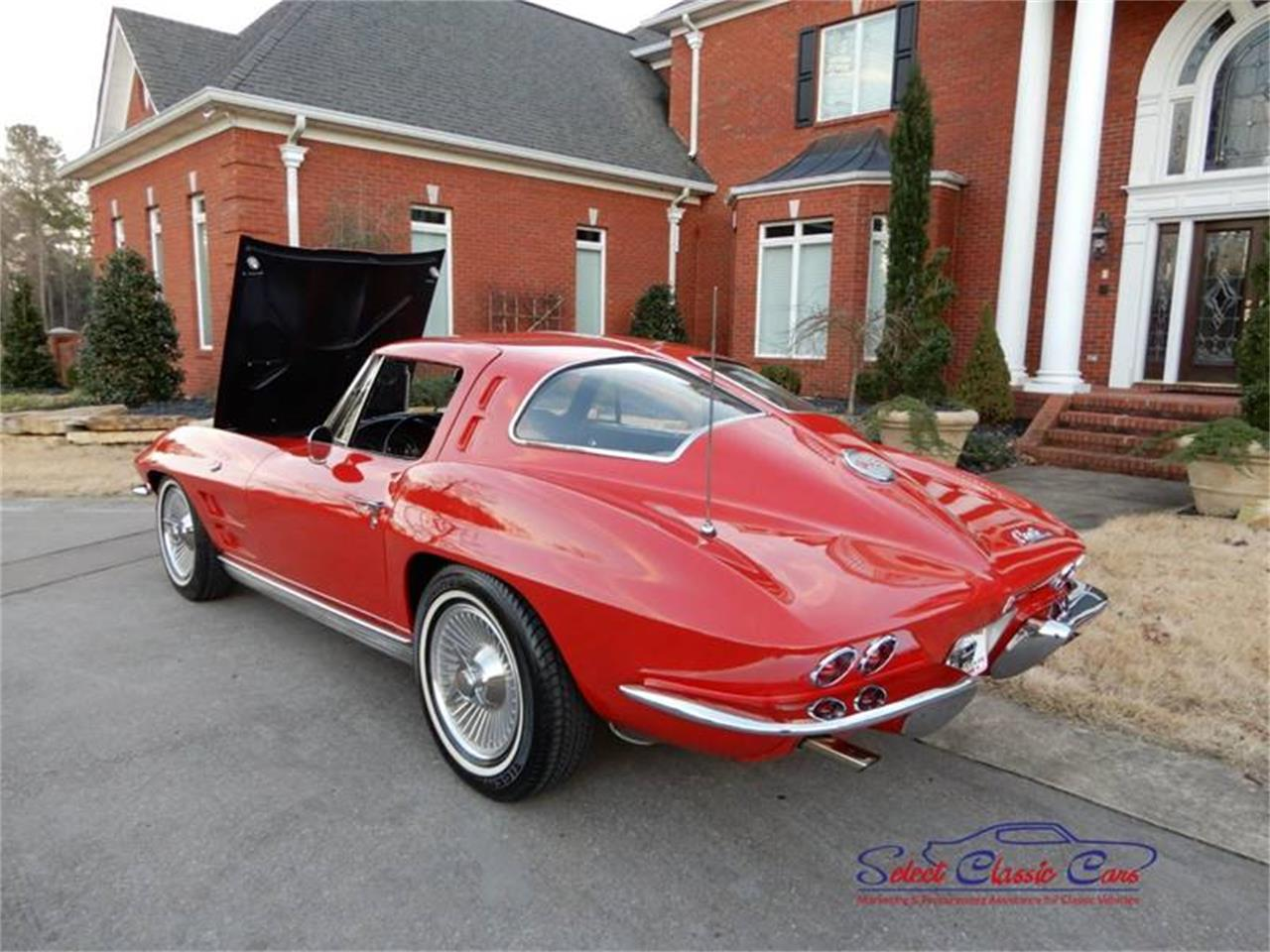 Large Picture of 1963 Corvette - PBO0