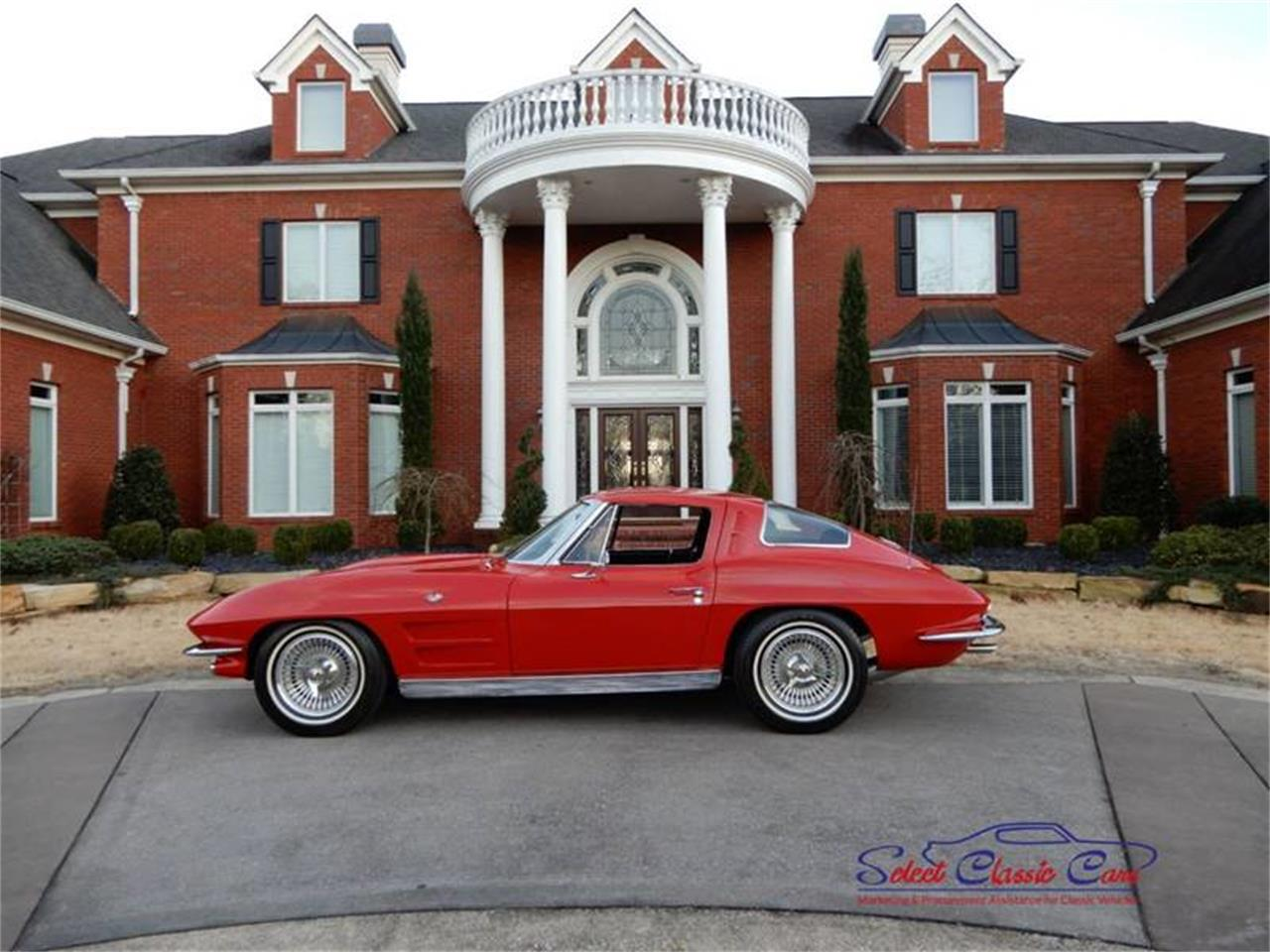 Large Picture of '63 Corvette located in Hiram Georgia Offered by Select Classic Cars - PBO0