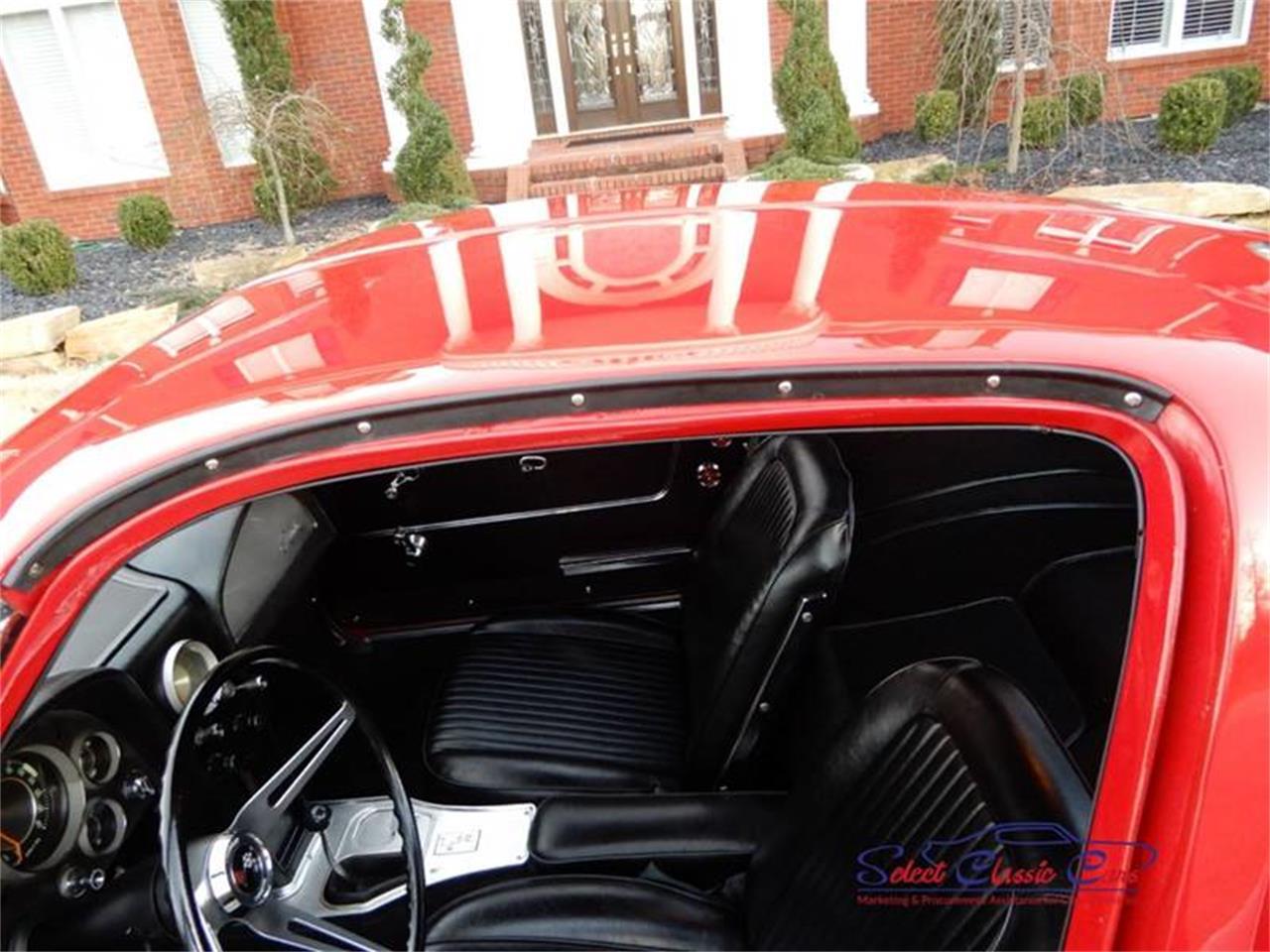 Large Picture of Classic 1963 Chevrolet Corvette - $110,000.00 - PBO0