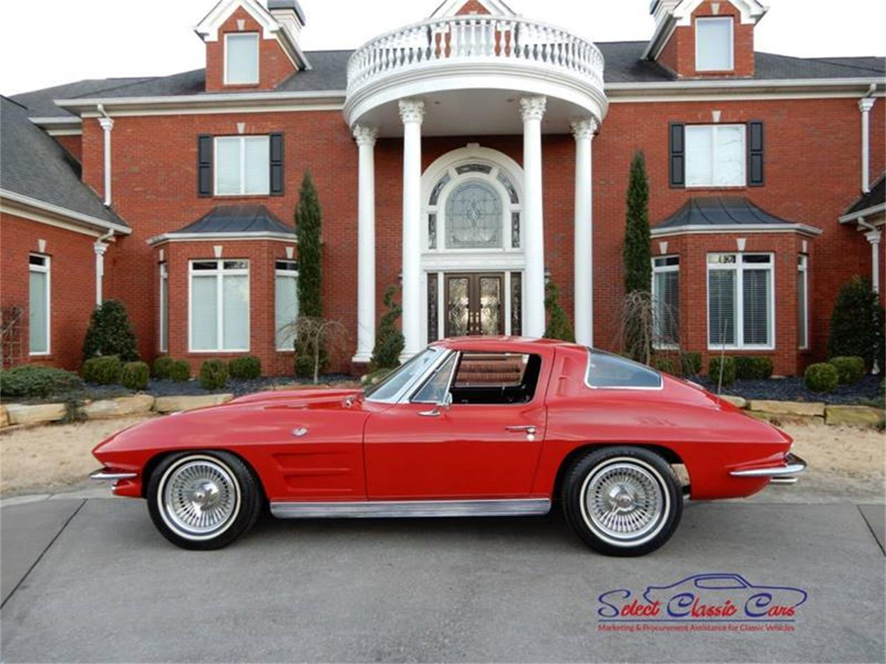 Large Picture of 1963 Chevrolet Corvette located in Georgia Offered by Select Classic Cars - PBO0