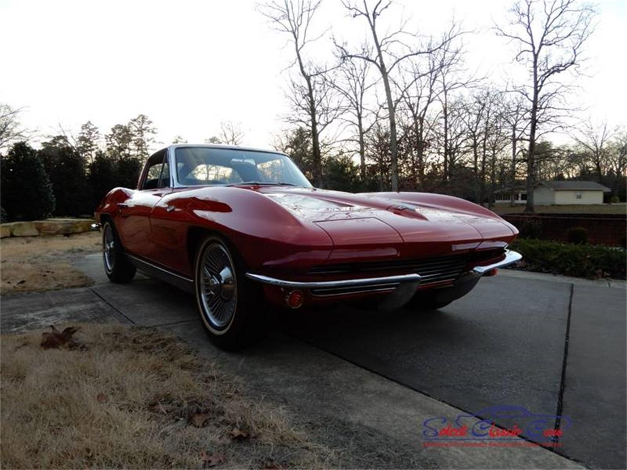 Large Picture of Classic 1963 Chevrolet Corvette located in Georgia Offered by Select Classic Cars - PBO0