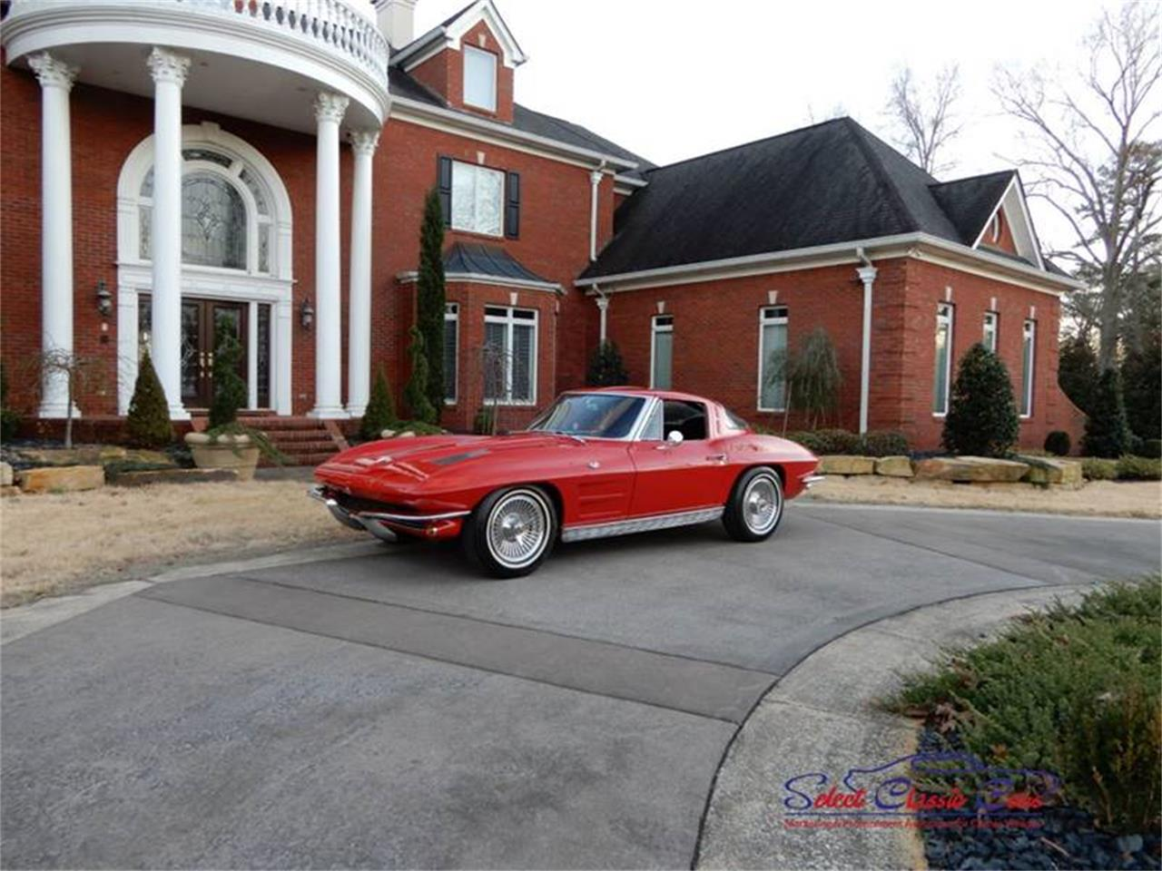 Large Picture of Classic 1963 Chevrolet Corvette Offered by Select Classic Cars - PBO0