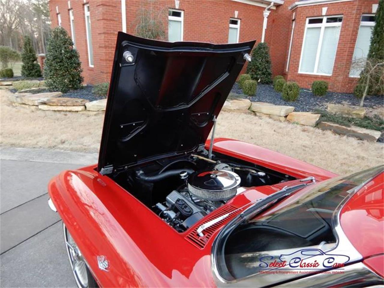 Large Picture of Classic 1963 Chevrolet Corvette located in Georgia - PBO0