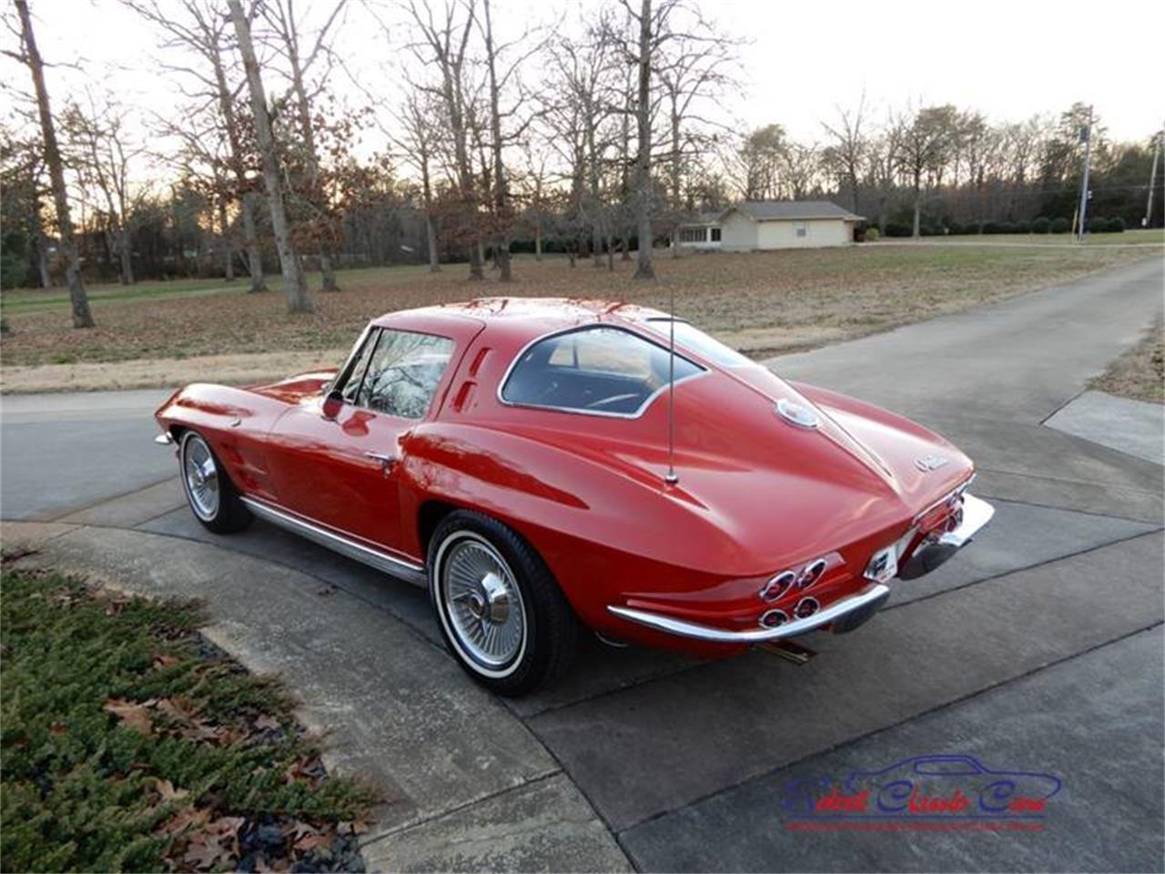 Large Picture of Classic 1963 Corvette - PBO0