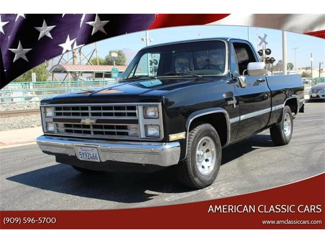 Picture of 1986 C10 located in La Verne California - PBO2