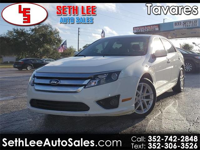 Picture of '12 Ford Fusion located in Tavares Florida - $6,995.00 - PBOE