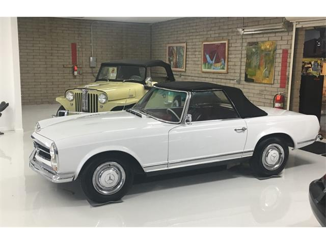 Picture of '66 Mercedes-Benz 230SL Offered by  - PBP6
