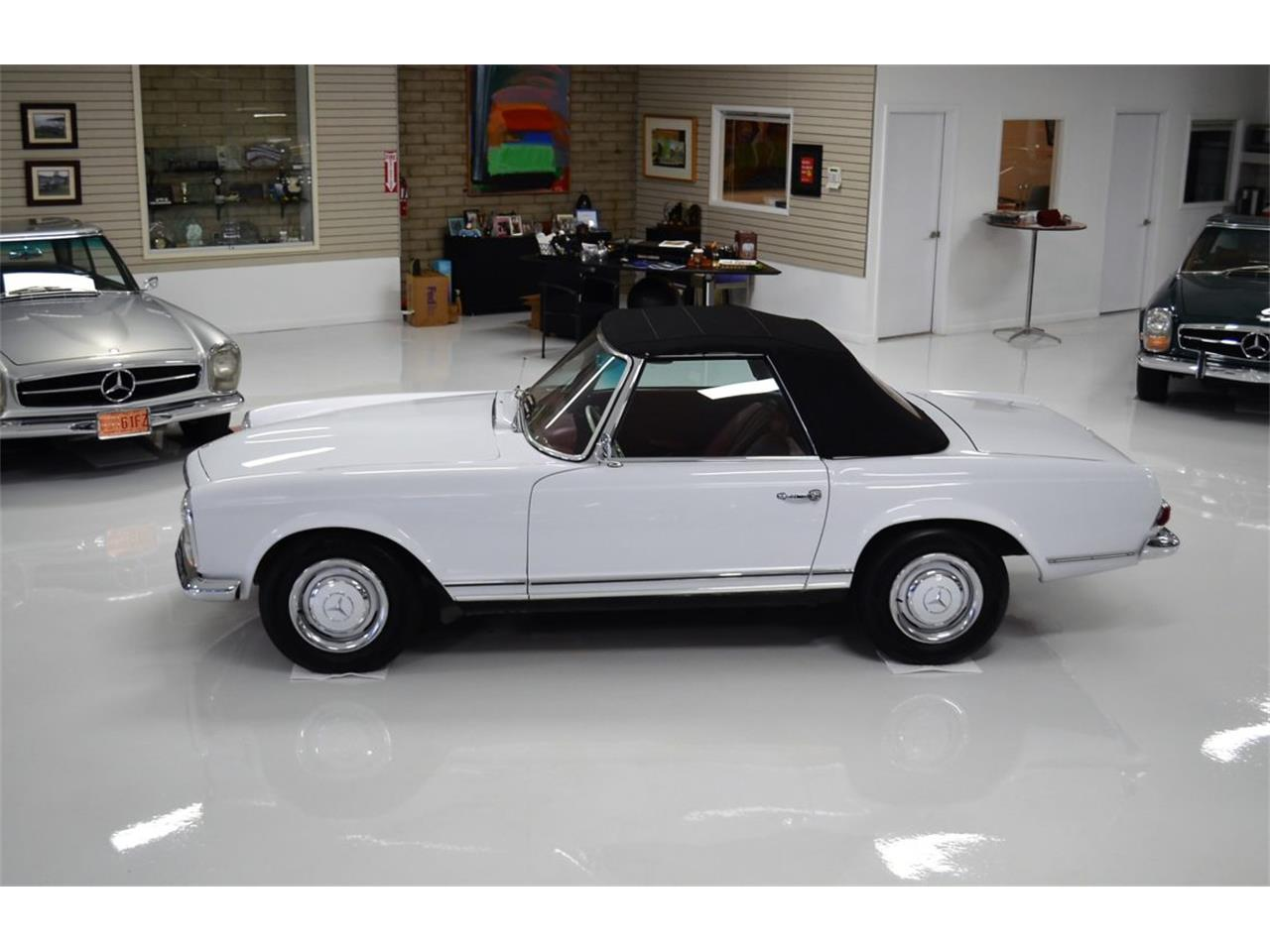Large Picture of '66 230SL - PBP6