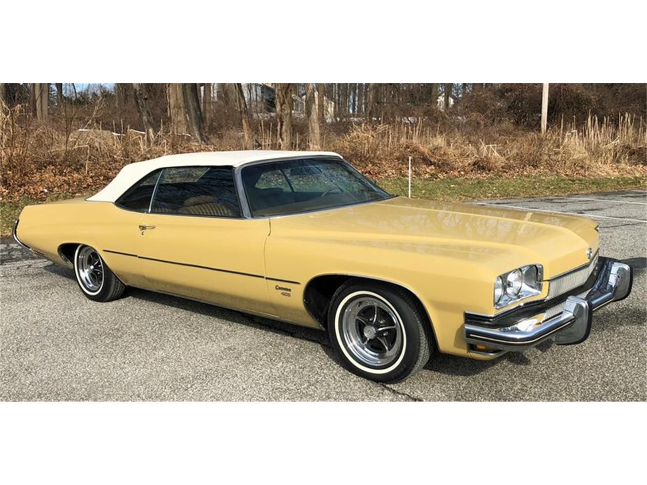 Large Picture of Classic '73 Buick Centurion located in West Chester Pennsylvania - $21,500.00 - PBP7