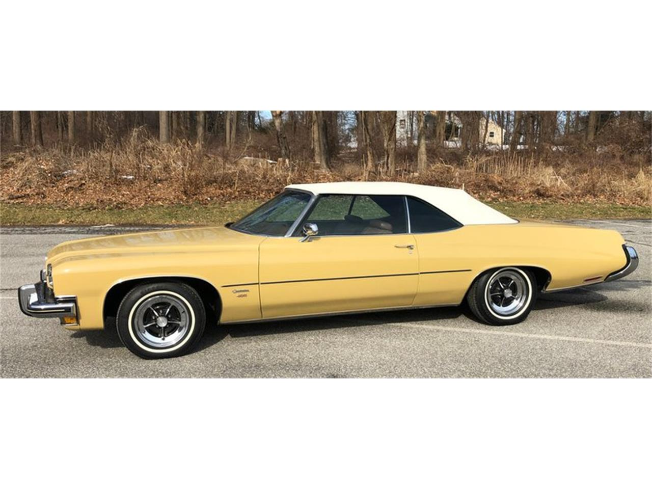Large Picture of Classic '73 Buick Centurion located in West Chester Pennsylvania - $21,500.00 Offered by Connors Motorcar Company - PBP7