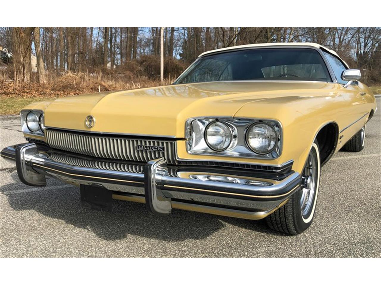 Large Picture of Classic 1973 Buick Centurion - $21,500.00 Offered by Connors Motorcar Company - PBP7