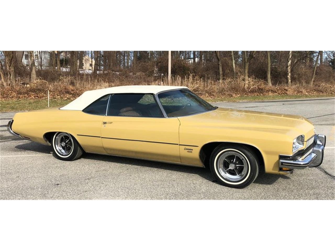 Large Picture of 1973 Buick Centurion - PBP7