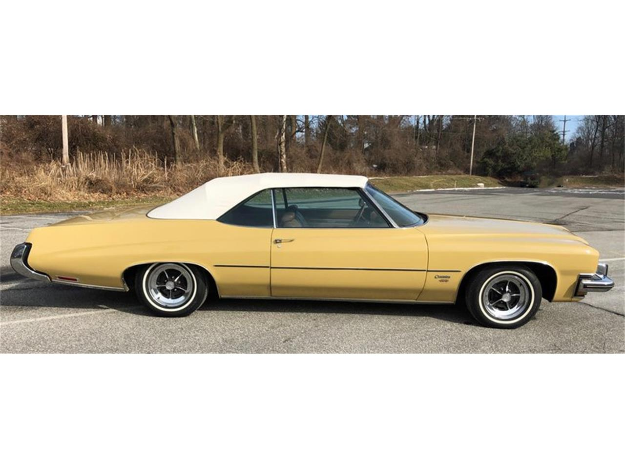 Large Picture of 1973 Buick Centurion located in West Chester Pennsylvania Offered by Connors Motorcar Company - PBP7
